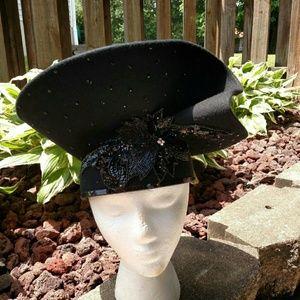 Deborah Fashions Vintage wool hat